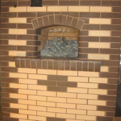 кирпичная банная печь с открытой каменкой постоянного действия москва беседы 2015 (2)